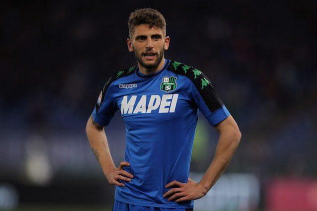 Inter, c'è il sì di Berardi: i nerazzurri pronti all'offerta al Sassuolo