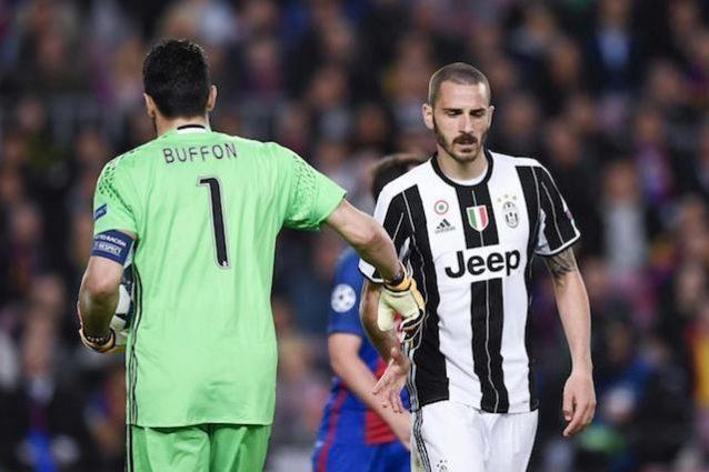 """Il """"profeta"""" Bonucci: """"Il sorteggio? Dopo il Barça sono le altre squadre ad avere paura di noi"""""""
