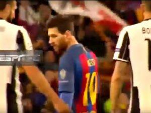 """Bonucci chiede la maglia a Messi: """"La manata di Chiellini? Era per caricarmi"""""""