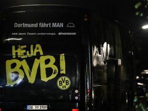 Eurowings, sponsor del Borussia, offre il rientro aereo gratis ai tifosi del Monaco