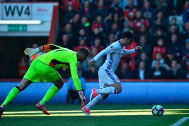 Premier, Conte vince ancora: 3-1 del Chelsea al Bournemouth
