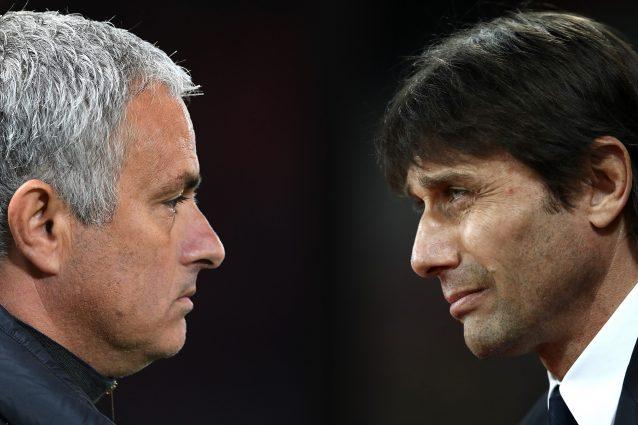 Il Chelsea di Conte ha fatto 20 gol in più dello United ma per Mou è difensivo