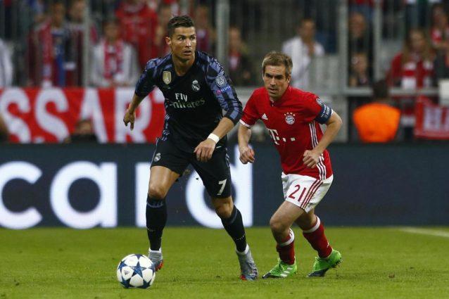 Real-Bayern, Zidane vs Ancelotti bis