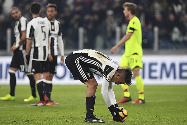 Allegri dopo lo 0-0 di Barcellona: