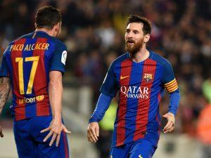 Barcellona, Messi sfida la Juventus: obiettivi remuntada e 500 reti in blaugrana