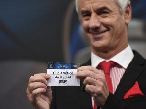 """Sorteggio semifinali Champions, in Spagna: """"Rush non mescola prima di pescare l'Atlético"""""""