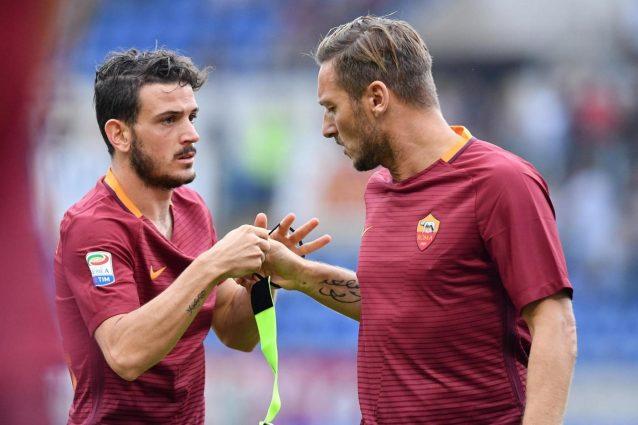"""Florenzi: """"Non c'è Roma senza Totti. Il suo addio sarà un lutto"""""""