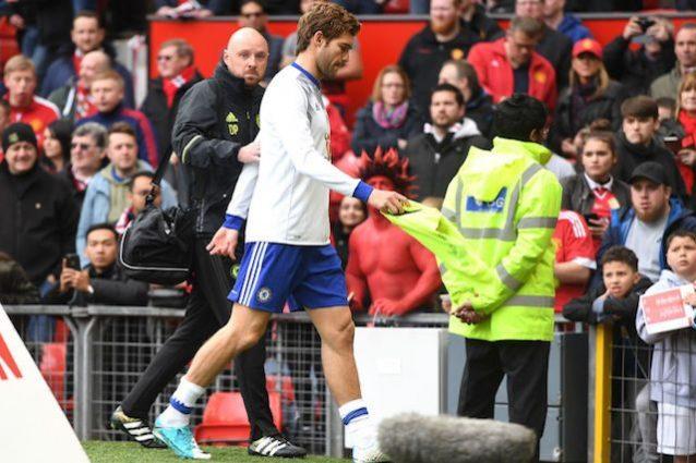 Brutte notizie per il Chelsea. Alonso ko
