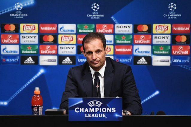 """Allegri sprona la Juve: """"Al Camp Nou giocheremo per vincere. Dybala? Ci sarà"""""""