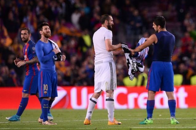 Champions League, Juventus in semifinale! A Barcellona finisce 0-0