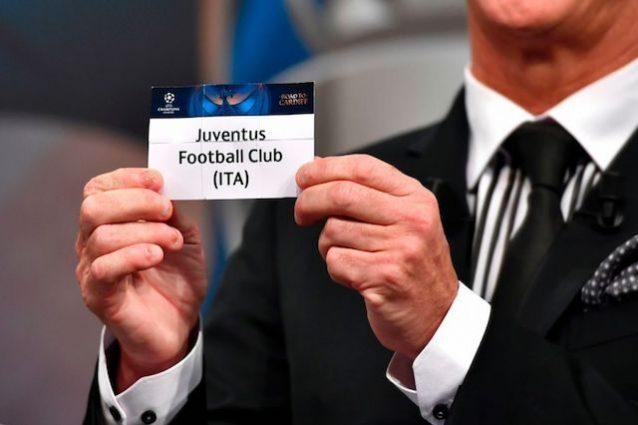 Champions, il sorteggio delle semifinali trasmesso in diretta tv