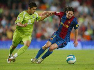 18 aprile 2007: Messi realizzava contro il Getafe la rete più bella della sua carriera