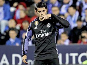 Liga, media gol: Morata secondo solo a Messi. E nel Real è più decisivo di CR7