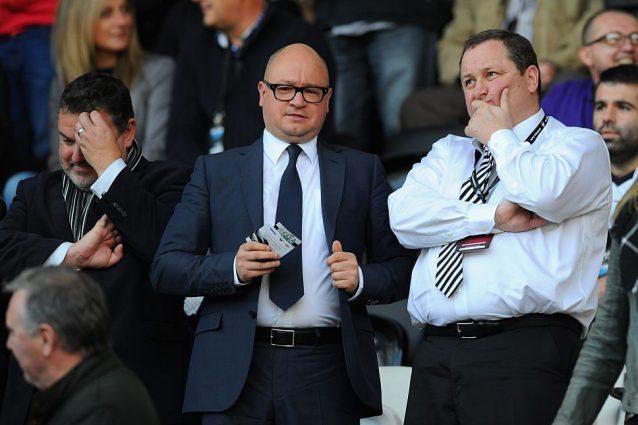 Frode fiscale nel calcio inglese: arrestato manager del Newcastle