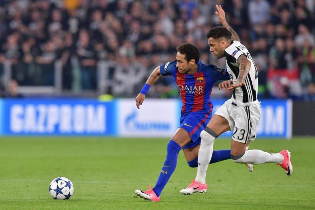 """Neymar crede nella remuntada: """"Possiamo eliminare la Juve"""""""
