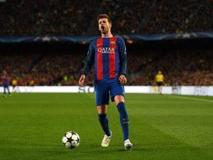 """Barcellona, Piquè in clima Clasico: """"A Madrid abituati ai fischi, anche quando vincono..."""""""