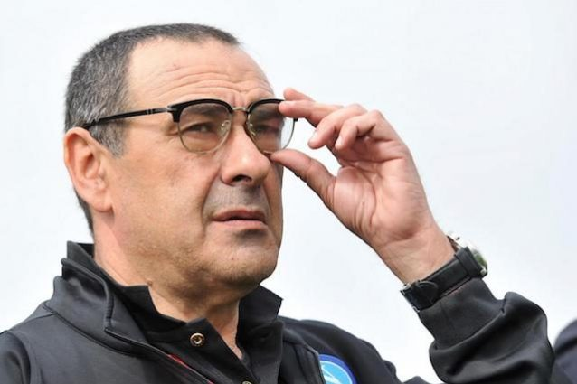"Sarri ""Higuain? Penso a battere la Juve"""