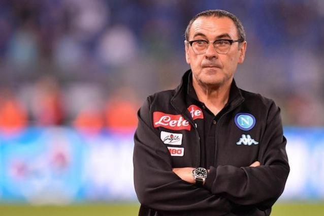 Sarri: Il Napoli attuale non può programmare lo scudetto