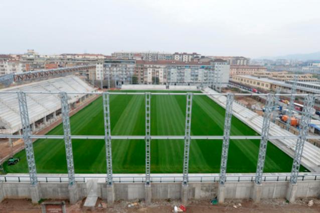 Torino, il 25 maggio l'inaugurazione dello stadio Filadelfia