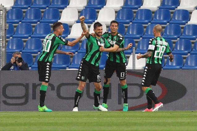 Sassuolo-Sampdoria 2-1
