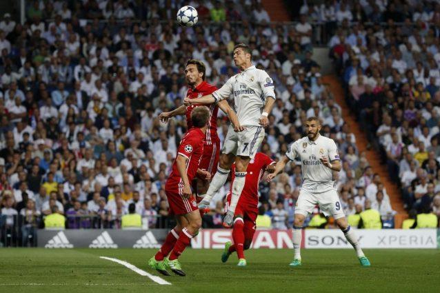 Fine primo tempo: Real 0 Bayern 0