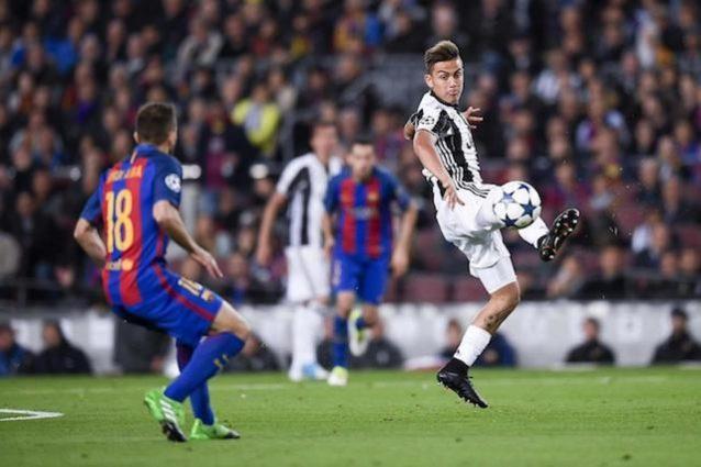 """Dybala: """"Volevamo evitare il Barça e invece lo abbiamo eliminato"""""""