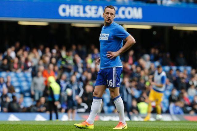 """L'addio di Terry al Chelsea: """"La decisione più dura della mia vita. Voglio giocare ancora"""""""