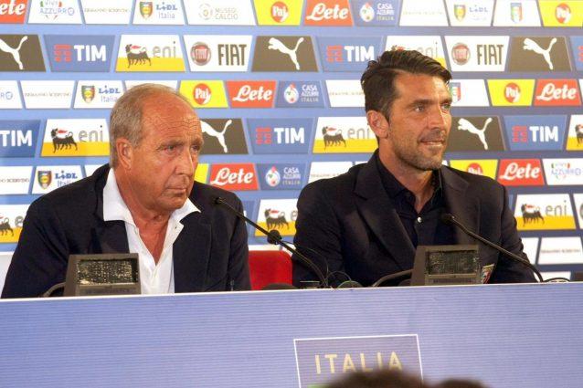"""Ventura: """"Ilaria D'Amico mi chiede di rimboccare le coperte a Buffon"""""""