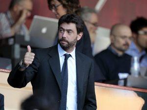 """Juve, Agnelli: """"Siamo un esempio per l'Italia, competitivi in campo e nei fatturati"""""""