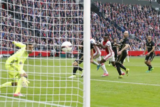 L'Ajax batte 4-1 il Lione e ipoteca la finale di Europa League
