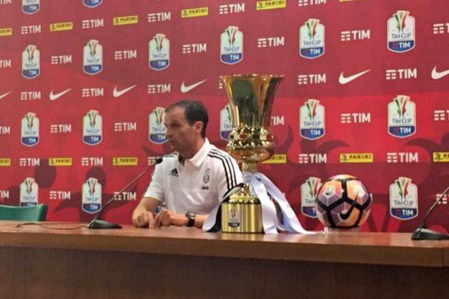 """Mandzukic e Dybala in dubbio, Allegri: """"Devo valutare le loro condizioni"""""""