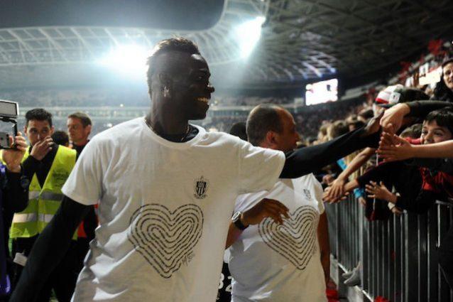 """Balotelli ai tifosi del Nizza: """"Grazie di tutto, spero saremo ancora assieme"""""""