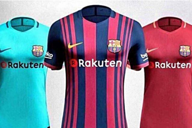 Terza Maglia FC Barcelona Vermaelen