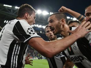 Juventus,Bonucci festeggerà il suo sesto o il suo settimo scudetto?