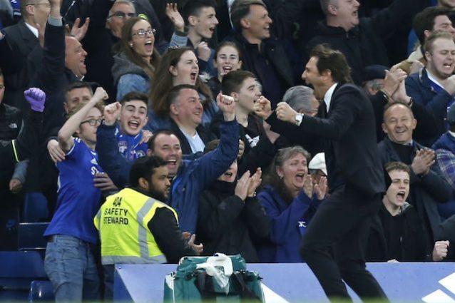 Conte, le mani sulla Premier: Chelsea-Middlesbrough 3-0
