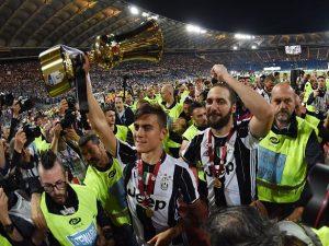 Juventus, regina di Coppe nazionali: tris consecutivo come pochi top club europei