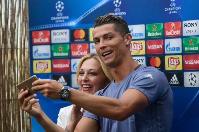 Cristiano Ronaldo, attento!