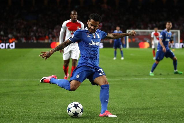 Juventus, Dani Alves: