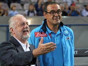 Ingaggio raddoppiato e garanzie di mercato, solo così Sarri resterà al Napoli