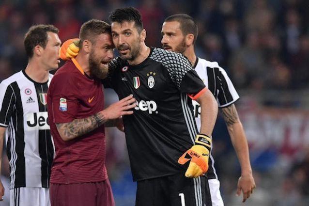 """De Rossi: """"Vittoria importante contro squadra che sta facendo la storia del calcio"""""""