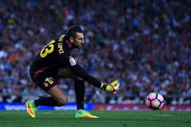Milan, ufficiale il trasferimento di Diego Lopez all'Espanyol