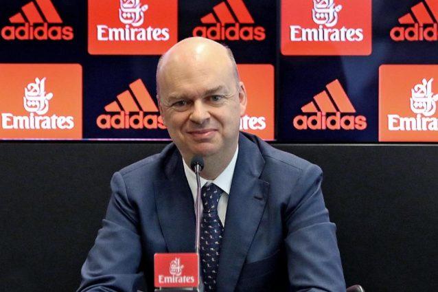 """Fassone: """"Il Milan alzerà il monte ingaggi. Rosa al completo già a luglio"""""""