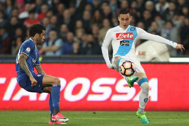 """La top 10 degli assist-men d'Europa. Fra gli """"italiani"""" solo Callejon del Napoli"""