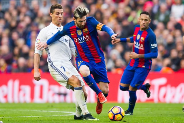 L'evoluzione dei top player. La classifica dei migliori 5 calciatori al mondo
