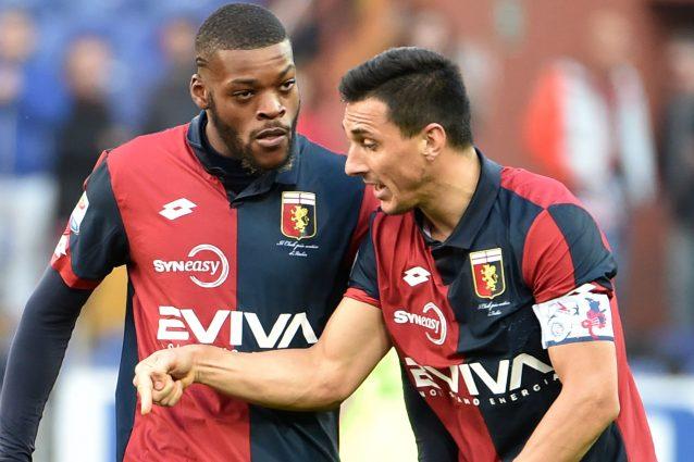 Genoa si salva con Rigoni e Simeone