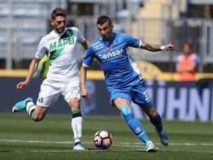 """Sassuolo, Berardi: """"Altro che Juventus, il mio cuore batte per l'Inter"""""""