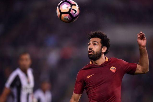Salah mette i brividi alla Juve