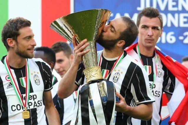 Higuain, Scudetto vinto con la Juventus e il sogno Triplete