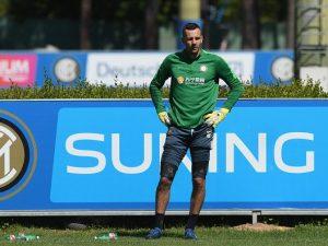 """Inter, Handanovic getta la spugna: """"La peggior crisi da quando sono qui"""""""