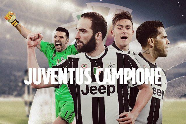 Juventus, trionfo record in Tim Cup: Allegri alza la terza coppa consecutiva